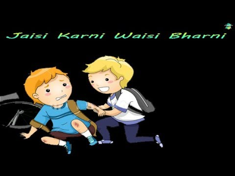 Jaisi Karni Waisi Bharni || WhatsApp status lyrics 2017 || Rk Music Cafe