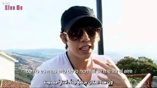 ArabKissMe - U-KISS in Colombia- Monserrate