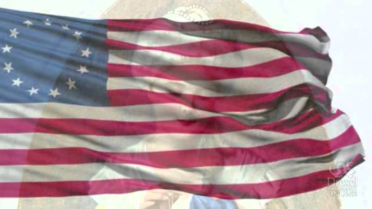 National Constitution Center The History Of The Us Flag Youtube