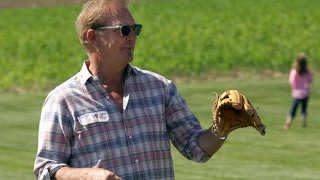 "Kevin Costner ""Field of Dreams"" 25 years later"