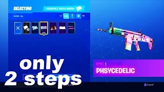 How to get 5 WEAPON WRAPS for FREE in SEASON 7! - ALL NEW Weapon Wraps! (Fortnite)