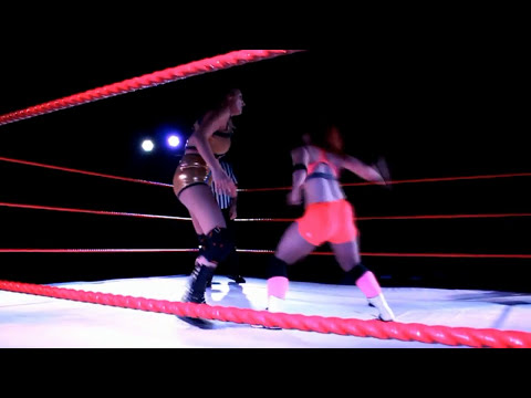 ICW High Voltage #9 (Queen Maya vs Mary Cooper)