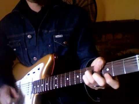 C.W. Stoneking - 'Jungle Blues' guitar lesson