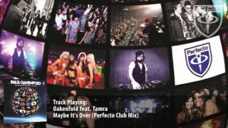 Oakenfold feat. Tamra - Maybe It