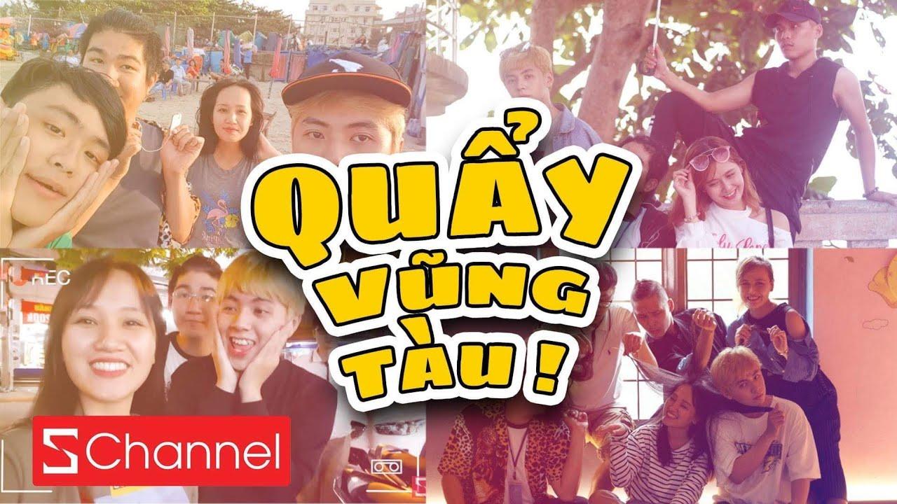 Cuộc sống Schannel #4: Team SG quẩy tung nóc tại Vũng Tàu!