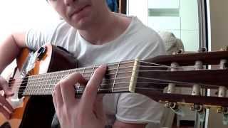 Guitar chords: Сплин – Семь восьмых (аккорды)