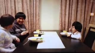 秋元黎/武藤 千種 - 上地春奈 / 武藤 弘康 - 本多力、家族シーン.