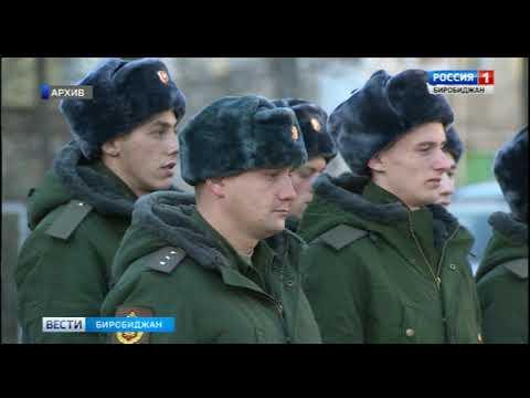 С 1 го октября начался осенний призыв в вооружённые силы России