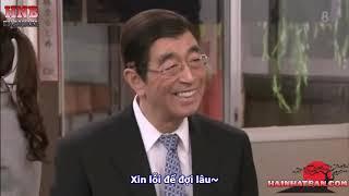 Hài Nhật Bản phần 117 Phong cách phục vụ kiểu Nhật HNBTeam Vietsub HNBTeam Vietsub