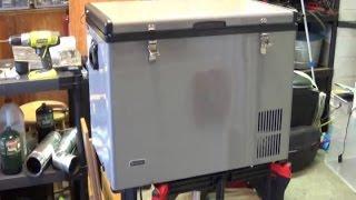 Whynter 65g Portable Fridge/Freezer review