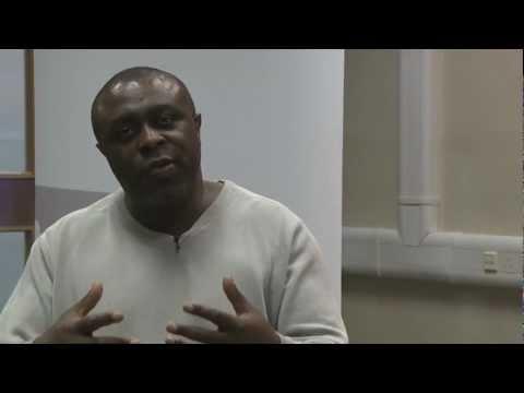 Broadcast Today: BBC radio presenter Dotun Adebayo at Middlesex University
