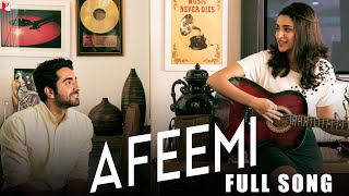 Afeemi (Full Video Song) | Meri Pyaari Bindu