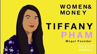 Mogul Founder Tiffany Pham talks about starting a business as young minority woman.