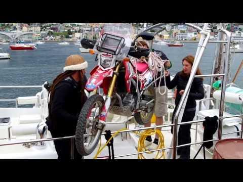 Memorable Rides   Part 1 Antarctica