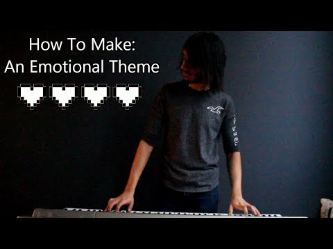 How To: Make an Emotional Video Game Theme in 5 Min or Less (+ Full Song at the End) || Shady Cicada