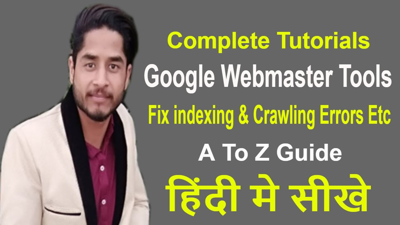 what is google webmaster tools in hindi 2018 submit xml sitemap