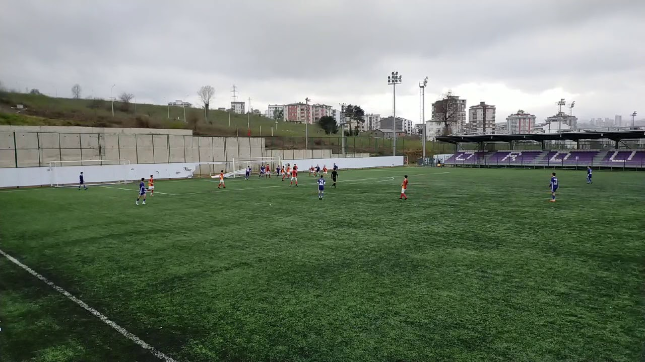 Ordu İdmanyurdu - 52 Orduspor U 19 2019-2020 Ferhat KURT Sezonu maçı
