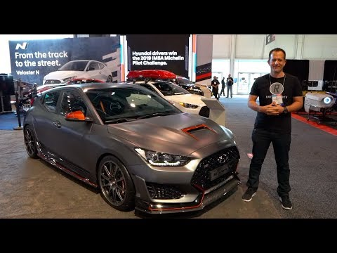 Is the Hyundai Veloster N Performance the car to BEAT a Honda Civic Type R?