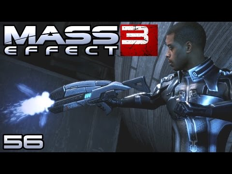 Let's Play Mass Effect 3 [Böse] 56 - Jacob Taylor
