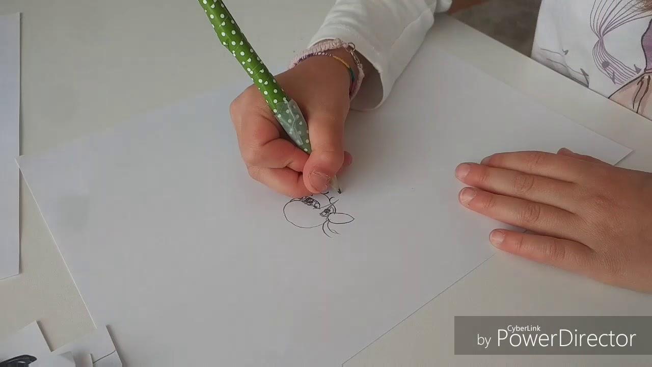 Miraculous Lady Bug Chat Noir Disegno A Matita Time Lapse Youtube