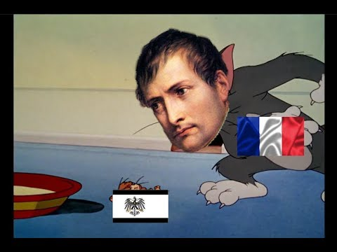 Tom And Jerry Napoleon And The Rise Of Germany Meme