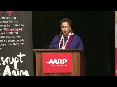 AARP CEO Jo Ann Jenkins' speech at the Hawaii Book & Music Festival