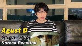 Baixar KOREAN BOY REACT TO K-POP   Agust D - DAECHWITA (대취타) MV   BTS SUGA