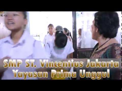 Kunjungan Sekolah ST. Vincentius - Jakarta
