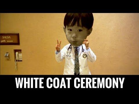 White Coat Ceremony!