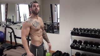 Zeus Fat Burning Workout from Home - No Equipment, Only 15 Minutes Needed