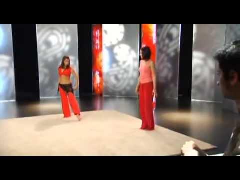Восточный танец с Валерией Путицкой для начинающих. Урок 1