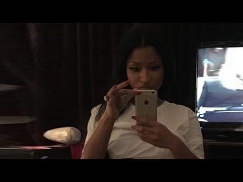 NSFW: Nicki Minaj Shows Her Bod in Very Revealing Underwear