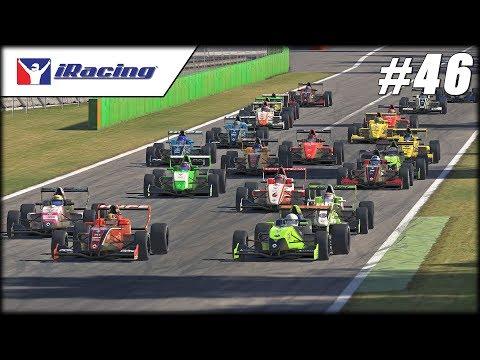 Гонка 2. Монца. Чемпионат AOR Formula Renault 2.0 in iRacing.