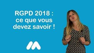 Tuto e-commerce - RGPD 2018 : ce que vous devez savoir ! - Market Academy par Sophie Rocco