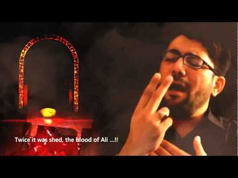 Noha Shahadat Mola ALI as by Mir Hasan Mir 2012-2013 - Do Bar Namaz Shaheed Howi