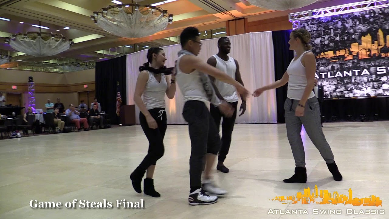 Game Of Steals Final Battle Atlanta Swing Classic