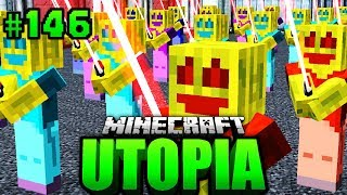Video Die KLONE... sind FERTIG?! - Minecraft Utopia #146 [Deutsch/HD] download MP3, 3GP, MP4, WEBM, AVI, FLV Maret 2018