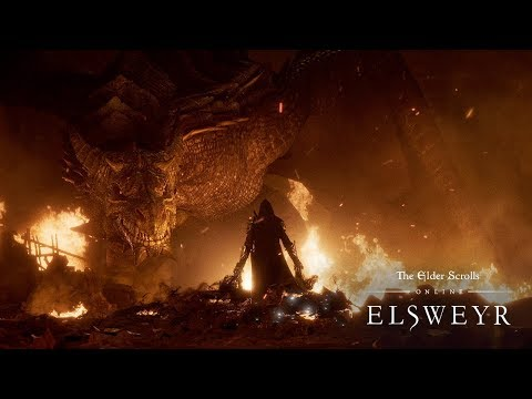 The Elder Scrolls Online: Elsweyr – Offizieller cinematischer Trailer zur E3