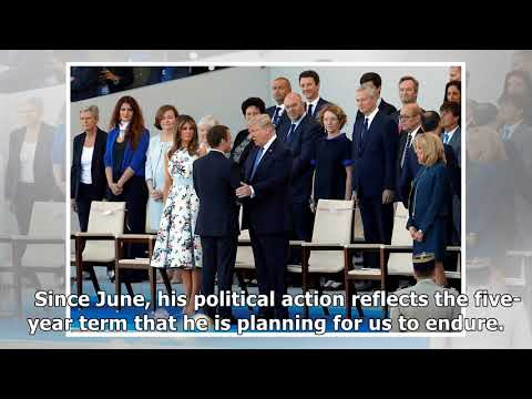 Why i refused to greet president macron at france's commemorative ceremony