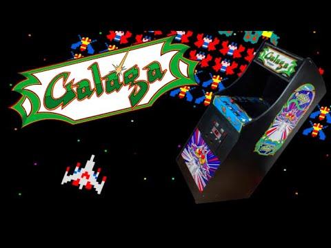 Arcade1up Galaga game from X3NOMORPH