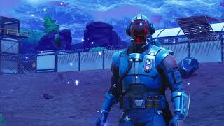 The Visitor Arrives | Fortnite Short Films (Blockbuster Skin)