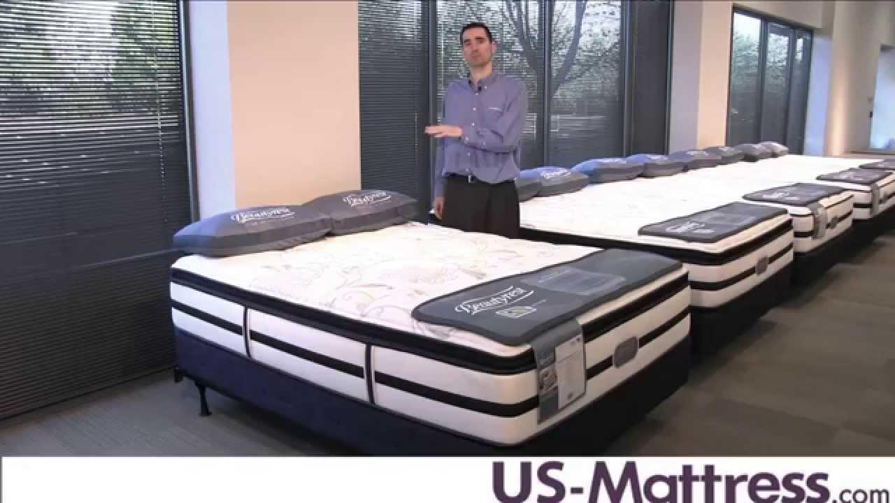 simmons beautyrest recharge ultra hamilton bay plush pillow top mattress
