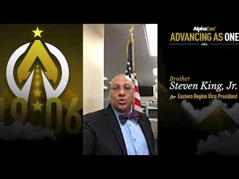 Why Steve - Bro. Al Schwapp (Advancing As ONE)