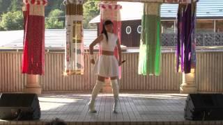 13,10.14 登米市 石越チャチャワールド みちのく仙台ORI☆姫隊ステージ。...