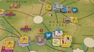 Thirty Years War: Intervention Scenario (Full Game Report) (Aborted Session)