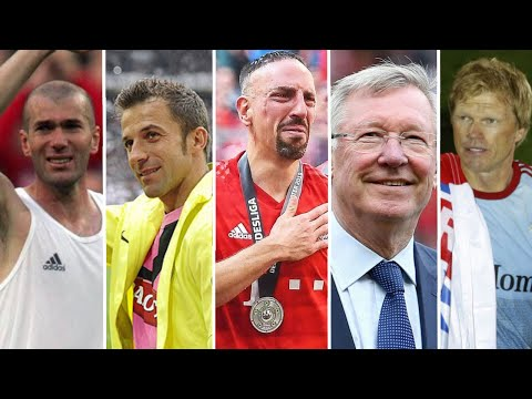 Emotional Farewells In Football That Will Make You Cry (Part 2)