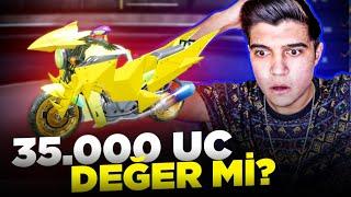 BU MOTOR DESENİ İÇİN 35.000 UC VERDİM!! | PUBG Mobile Kasa Kutu Açılımı