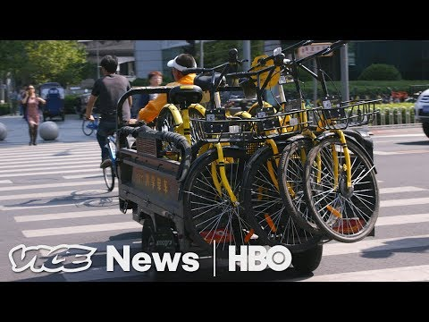 Ofo's New Bike-Sharing Program Is A Lot Like Legal Bike Theft (HBO)