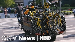 ofos new bike sharing program is a lot like legal bike theft hbo