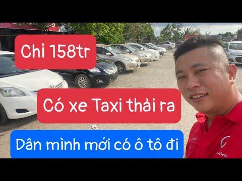 Xe Taxi thải hồi 50 năm vẫn chạy tốt, ít tiền đừng chế nhé các bác, có taxi mới có oto đi - E Tuấn